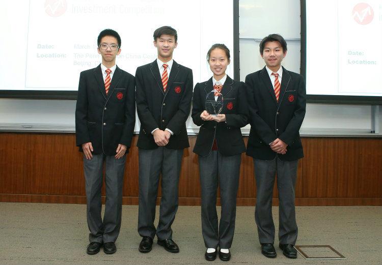KWHS Region 1 Third Place WinnerWar Wolves from Beijing Academy